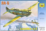 WWII La5 Soviet Fighter -- Plastic Model Airplane Kit -- 1/48 Scale -- #4803